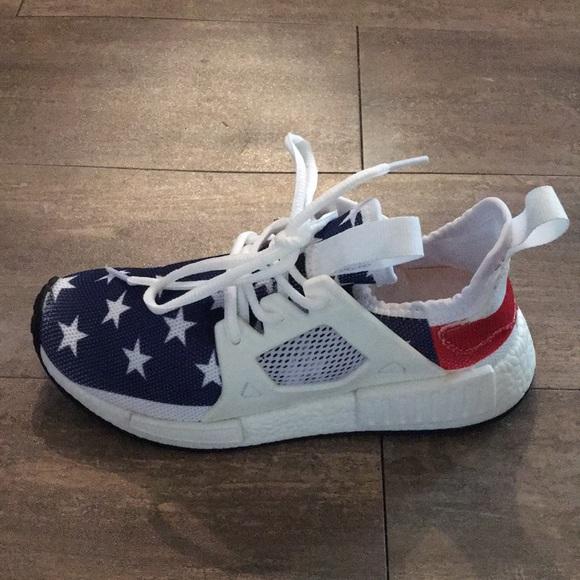 Adidas American Flag Nmds